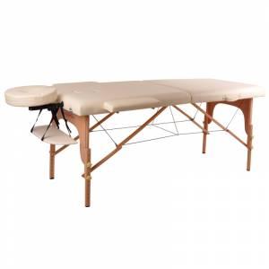 Masa de masaj inSPORTline Taisage 2- din lemn modular