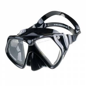 Masca Snorkeling AQUAWAVE Opal, Negru