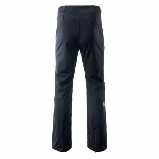 Pantaloni pentru bărbați pentru exterior IGUANA Lorne, negru