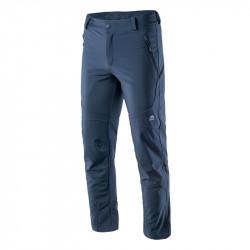 Pantaloni pentru bărbați softshell ELBRUS Leland,culoare albastră