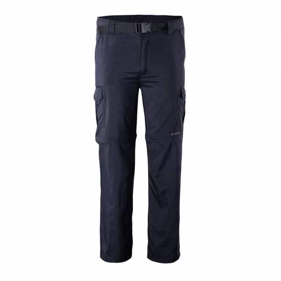 Pantaloni Hiking barbati HI-TEC Loop, Negru