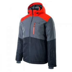 Jacheta de Iarna pentru barbati ELBRUS Bergen, Antracit