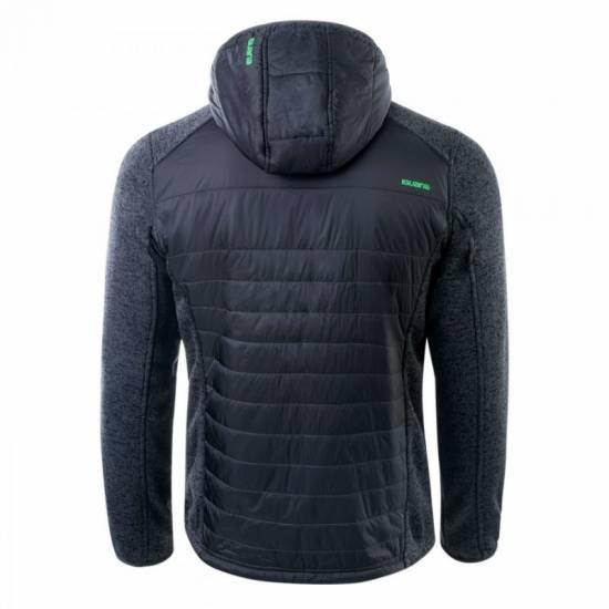 Jacheta pentru barbati IGUANA Pavo, Negru
