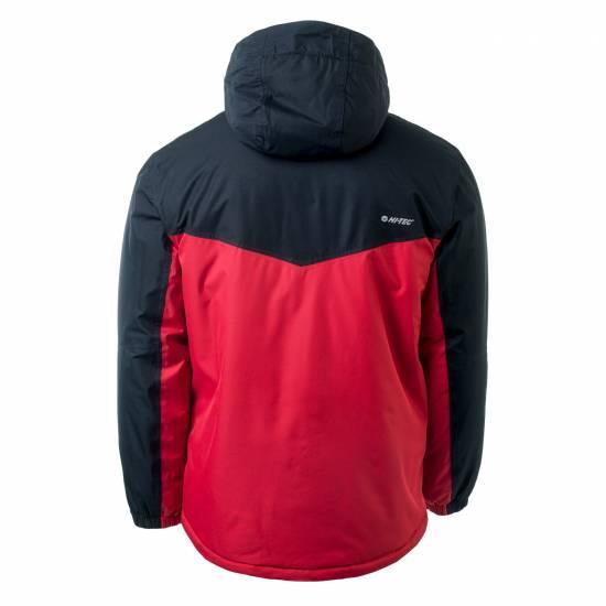Jacheta de iarna pentru barbati HI-TEC Brener, Rosu