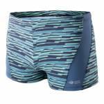 Boxeri de înot pentru bărbați AQUAWAVE Tahoe, Albastru