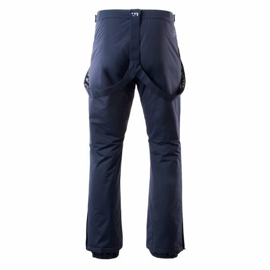 Pantaloni de schi pentru barbati HI-TEC Darin Dress Bleumarin