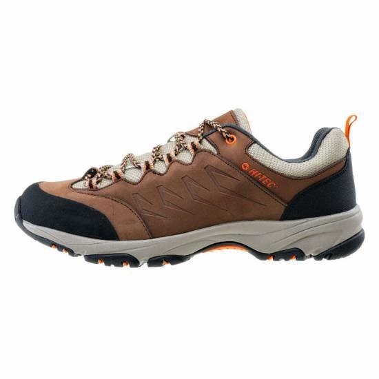 Pantofi de damă HI-TEC Beston Wos, Maro