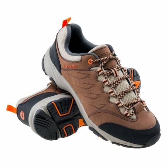 Pantofi sport barbatesti HI-TEC Beston, Maro