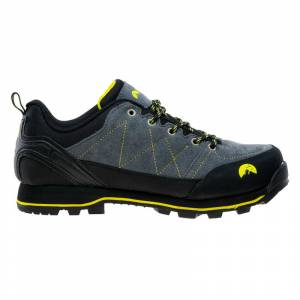 Pantofi trekking ELBRUS Tilbur, Gri Argintiu