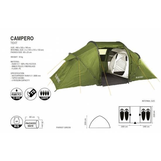 Cort HI-TEC Campero 4