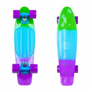 Penny Board WORKER Sunbow 22 Tricolor 3