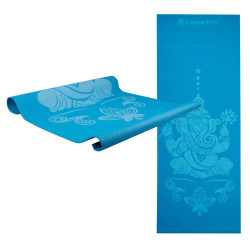 Saltea Yoga inSPORTline Spirit, Albastru