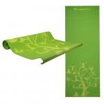 Saltea Yoga inSPORTline Spirit, Verde