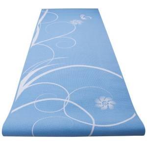 Saltea yoga SPARTAN Bunt Blue, 4 mm