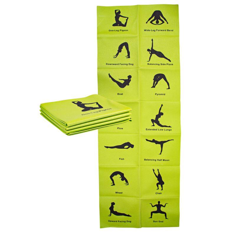 Saltea de Yoga inSPORTline Shome