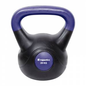 Gantera inSPORTline Vin-Bell Dark 20 kg