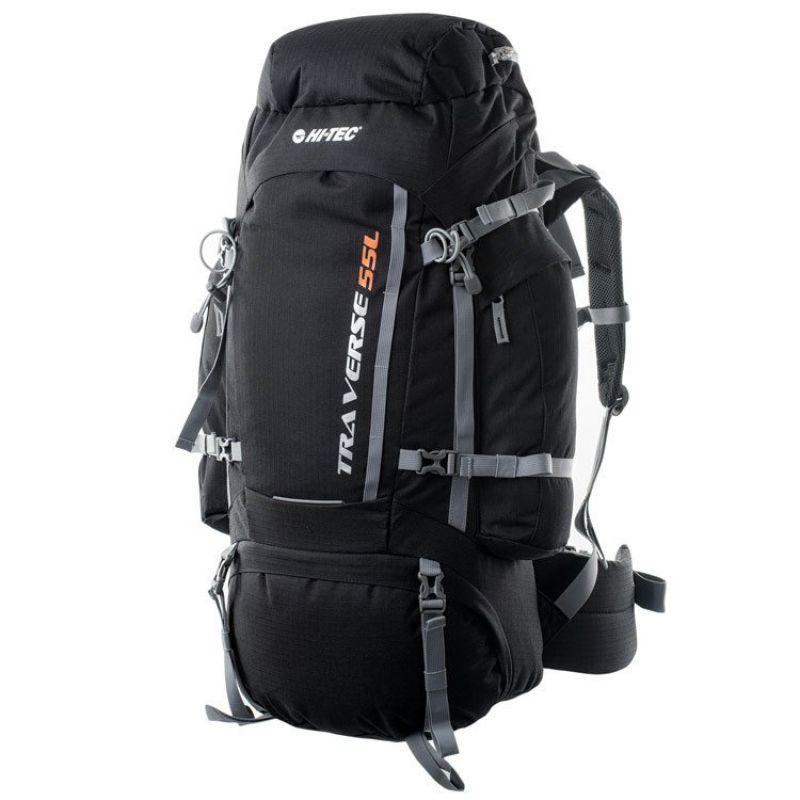 Backpack HI-TEC Traverse 55l, Black