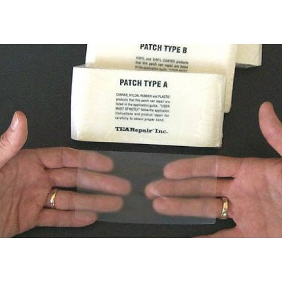Plasture de reparatie TEAR-AID Type A