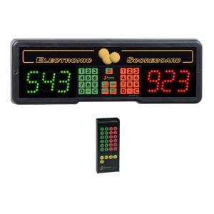 Tabela electronica pentru biliard si tenis de masa Favero - 3