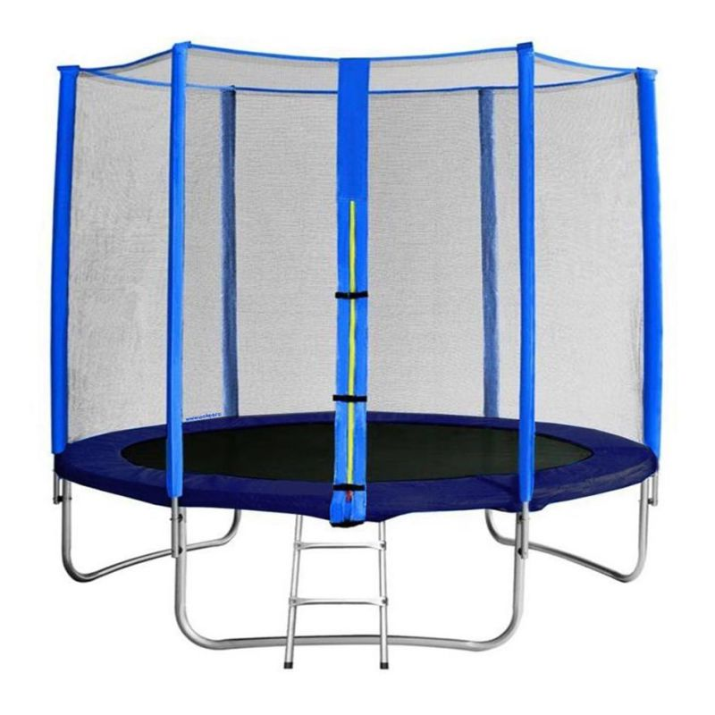 trampoline set spartan economy 180 cm. Black Bedroom Furniture Sets. Home Design Ideas