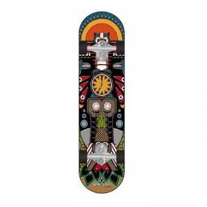 Skateboard SPARTAN Canadian Maple Deck 31