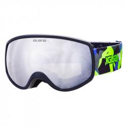 Ochelari de schi IGUANA Sode Jr, Negru