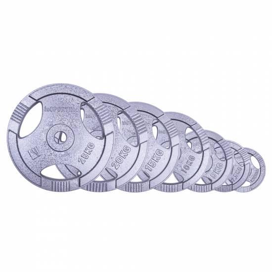Disc de fonta inSPORTline Hamerton 20 kg