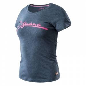 Tricou pentru femei IGUANA Nitra W, Albastru melange