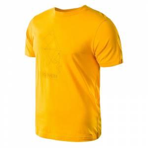 Tricou pentru bărbați ELBRUS Algro, Galben