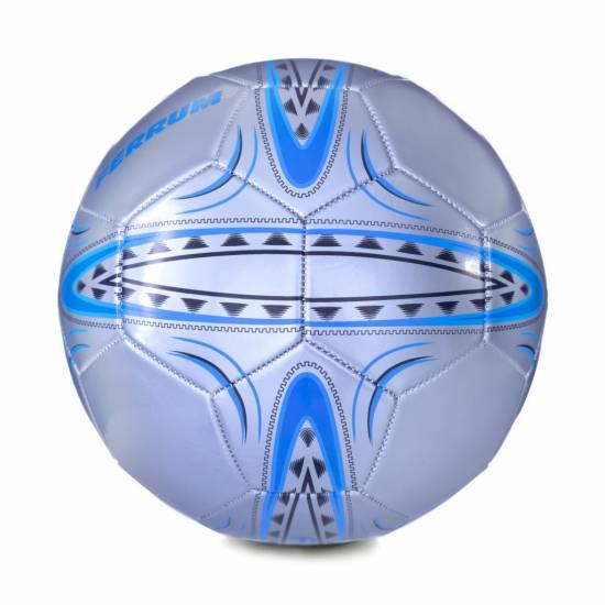 Minge fotbal SPOKEY Ferrum, Argintiu / Albastru