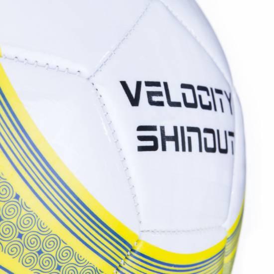 Minge fotbal SPOKEY Velocity Shinout, Alb / galben