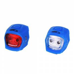 LED bicicleta MARTES Tubis set