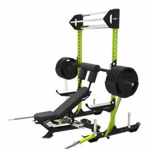 Aparat de antrenament CrossFit Yoke TITAN