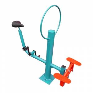 Stepper de exterior Fitness Bike Gauge