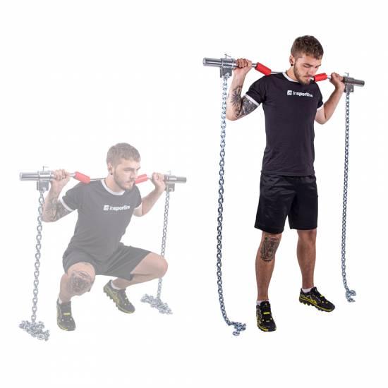 Lant de antrenament inSPORTline Chainbos 25.