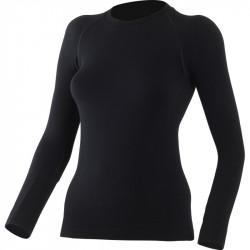 Bluza de termica pentru femei LASTING Wara, Negru