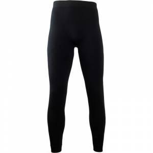 Pantaloni termici din lana LASTING Wulk, Negru