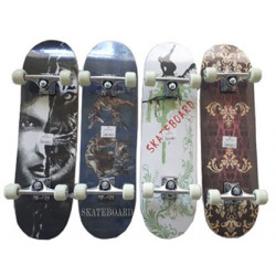 Skateboard SPARTAN Junior 28