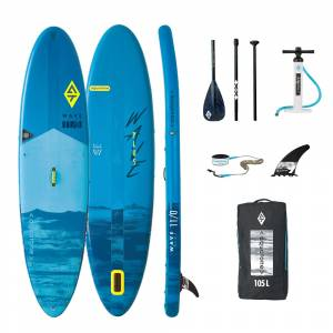 Placa gonflabila SUP Aquatone Wave Plus 11.0