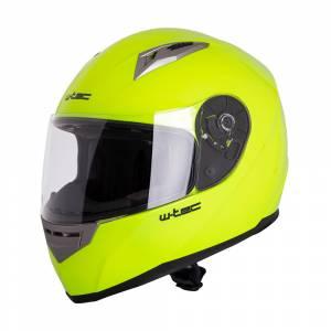 Casca pentru motocicleta W-TEC V158 - Galben/fosforescent