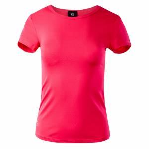 Tricou pentru femei IQ Milky, Rosu