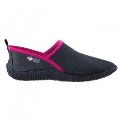 Pantofi  pentru femei Bargi, gri / violet