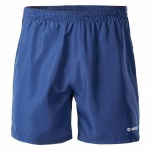 Pantaloni scurti de barbati HI-TEC Lesmo, Albastru